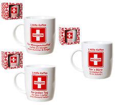 Kaffeetasse Erste 1. Hilfe Kaffeebecher Tasse Becher Geburtstag Geschenkidee NEU