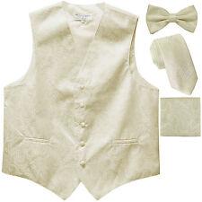 New Men's Paisley Tuxedo Vest Waistcoat _2.5