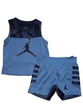 Jordan Toddler Baby 2 Piece Tank & Shorts Set [Univer.Blue/652598-206]