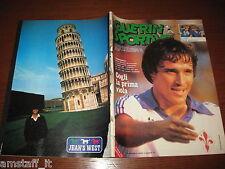 GUERIN SPORTIVO 1980/40=FILM CAMPIONATO=ITALIA PORTOGALLO 3-1=DANIEL BERTONI=