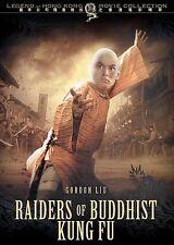 Raiders of Buddhist Kung Fu by Liu Chia Hui, Mike Wong, John Kelly