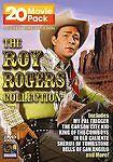 Roy Rogers 20 Movie Pack (DVD, 2006, 4-Disc Set)