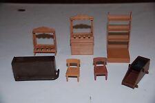 Playmobil mueble oeste western 3421 3431 3462 3773 3381 3420 3422 3423 3424 3425