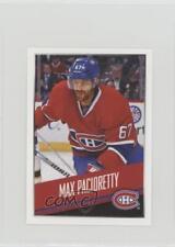 2014 Panini NHL Sticker Collection Album Stickers 100 Max Pacioretty Hockey Card