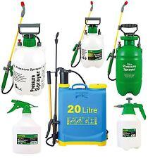 New Pressure Weedkiller Sprayer Garden Spray Bottle Knapsack Chemical Water