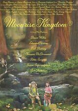 195791 MOONRISE KINGDOM BRUCE WILLIS ED NORTON FILM Wall Print Poster CA