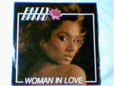 """PATTY BRARD Woman in love 7"""" ITALO DISCO PINO DONAGGIO"""