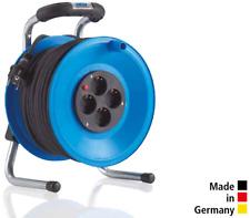 Kabeltrommel Hedi Primus 25 m oder 50 m Kunststoff oder Stahlblech-Trommel