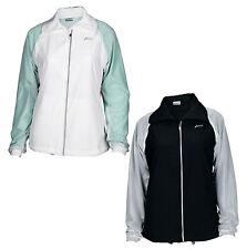 Asics Women's 2-in-1 Athletic Zip Up Jacket Vest Coat Windbreaker