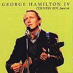 george hamilton iv - country boy best of - ex