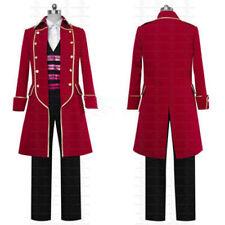Kaizoku Sentai Gokaiger Flying Ghost Ship Captain Gokai Red Cosplay Costume MM