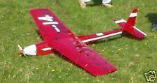 TAM-5 Maynard Hill Airplane UAV Desk Wood Model Small New