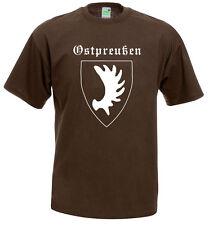Ostpreussen t-shirt | vieille patrie | elchschaufel | compatriote football 623-0