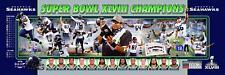Seattle Seahawks 2014 Super Bowl XLVIII Photoramic #1003
