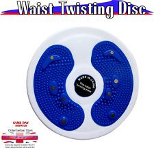 Waist Twisting Disk Fußmassage drehbare Reflexzonenmassage Fitness Gewichtsverlust