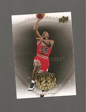 MICHAEL JORDAN UPPERDECK LEGACY GOLD 2009 CARD # 76