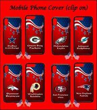 NOUVEAU! équipe de football américain I PHONE COVER/CASE pour iPhone 5, 6, 7, 8, X