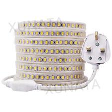High bright LED Strip 220V 240V 5630 SMD Rope Garden home Decking Kitchen Lights