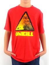 original O'Neill T-Shirt Shirt Kurzarmshirt Harper's rot Print NEU