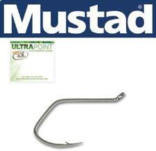 MUSTAD Catfish Hooks 412NP-BN (2/0 -10/0) Wallerhaken Haken zum Wallerangeln