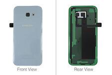 Vitre arriere cache batterie Samsung Galaxy A3(2017)SM-A320F +adhésif+LENTILLE