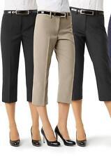 Ladies 3/4  Pants Size  6 8 10 12 14 16 18 20 22 24 26 Corporate Work
