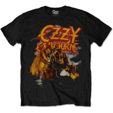 Official Unisex Men's OZZY OSBOURNE VINTAGE WEREWOLF Music Band T Shirt