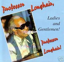 PROFESSOR LONGHAIR - Ladies and Gentlemen! Limited CD!