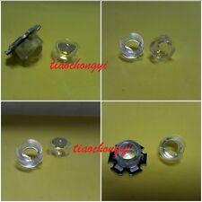 13 X10mm Led Lens Holder 15 60 90 100 Degree For 1w 3w LED High Power Bead Bulb