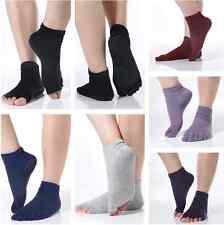 Strong Grip Yoga Pilates Barre Sport comfortable cotton Non Slip Skid Socks