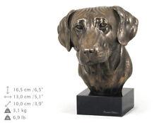 Rhodesian Ridgeback, Hundemarmorstatue Büste, ArtDog, DE