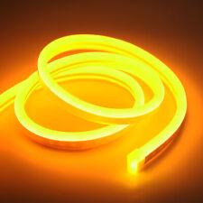 Flexible LED Light Strips 12V Waterproof Neon Rope Lamp DIY Signs Home Decor 25
