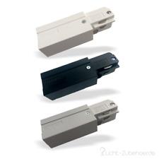 EUTRAC Einspeiser, Schutzleiter links in verschiedenen Farben   555 1 1202 X