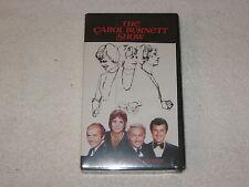 THE CAROL BURNETT SHOW WITH STEVE LAWRENCE VHS TAPE NEW SEALED