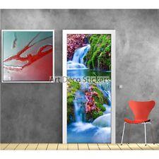 Affiche poster pour porte Chutes réf 9504 9504