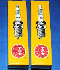 2 bougies NGK DR8EB scooter moto neuf