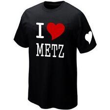 T-Shirt I LOVE METZ - ★★★★★★