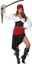 femmes INSOLENT Déguisement Pirate flibustière marin des Caraïbes costume