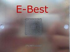 8*8 Intel E40496 SLBXC D525 Q2Y5 ES E52186 Q5GG ES CPU Stencil Template