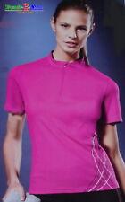 FEMMES MAILLOT DE COURSE JOGGING shirt de marche Sportshirt Haut fonctionnel