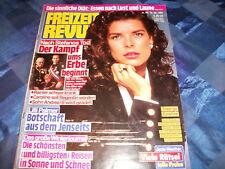 1196  Freizeit Revue 1990 Nr. 44 Caroline