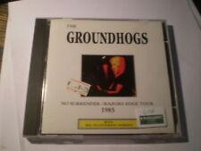 "THE GROUNDHOGS "" no surrender ""   rare CD !!!!!!"