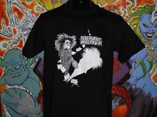 "Septic Death ""Kichigai"" Shirt Pushead Misfits Black Flag Metallica Posion Idea"