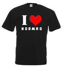 I LOVE NORMAG | T-Shirt | Ich liebe | Oldtimer | Bulldog | Schlepper |    10-698