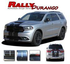 DURANGO RALLY 2014-2018 Dodge Durango Racing Stripes Decals Vinyl Graphics Kit
