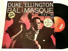 DUKE ELLINGTON Bal Masque Johnny Hodges Clark Terry Ray Nance CBS France LP