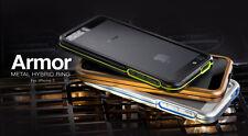 More Thing Armor Metal Aluminium Hybrid Ring iPhone SE 5 5S Case Cover