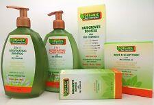 Organic Hair Energizer Hair Growth Hair Loss Therapy with vitamin B5 -Full Range
