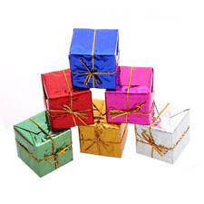 12PC Fashion Pendant Gift Box Christmas Tree Ornaments Chrismas Tree Decorati...