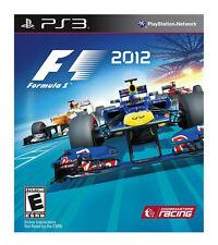 F1 2012 Formula 1 2012 Ps3 Brand New